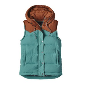 Functional clothing: Vest from Patagonia (patagonia.com)