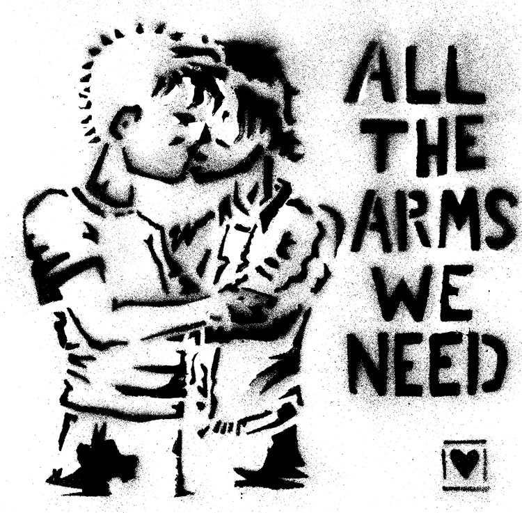 All the Arms We Need Josh Sanchez