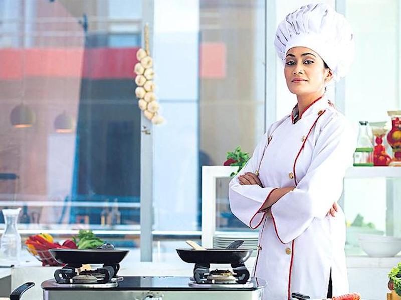 Why India Has an Abysmally Low Number of Woman Chefs