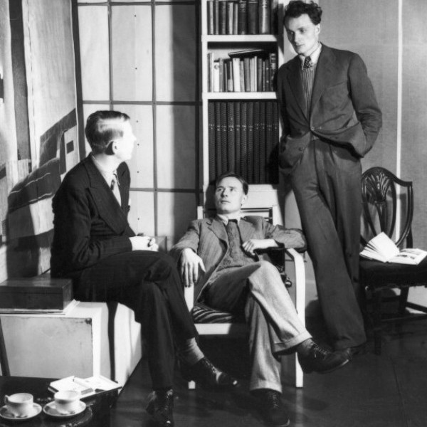 Friendship, Sexuality and the Auden Group