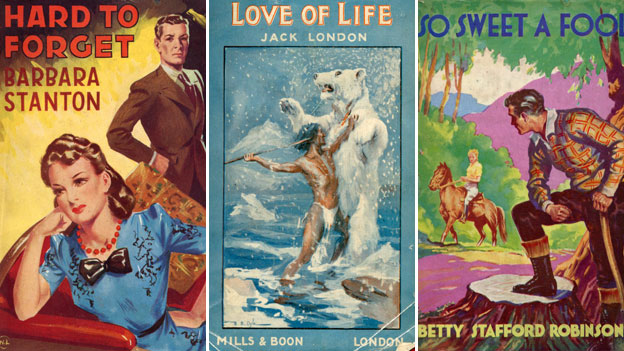 A collage of the covers of various Nacy Drew books