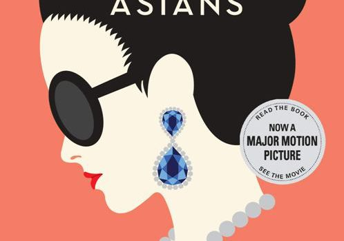 Cover of the book 'crazy rich asians'