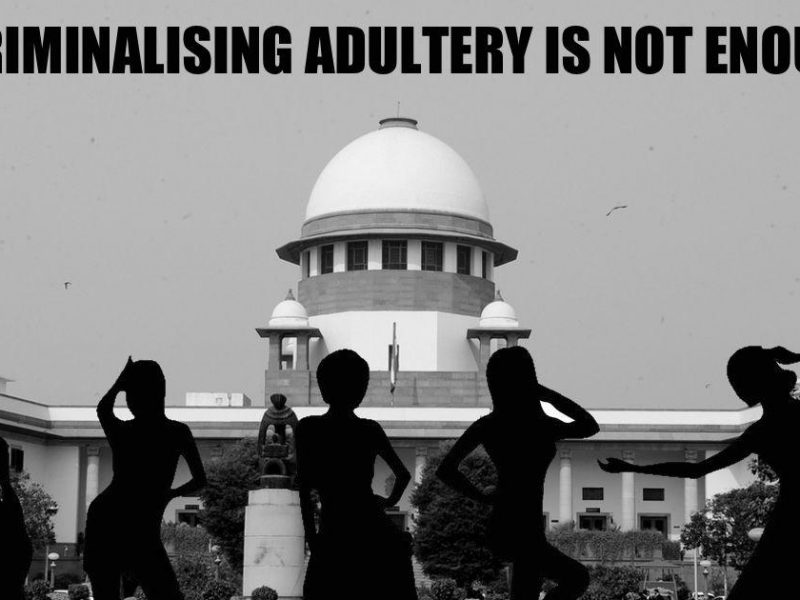 A picture of India's supreme court