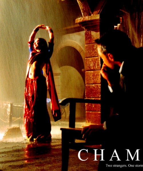 Sex work and class: poster for the film 'chameli'