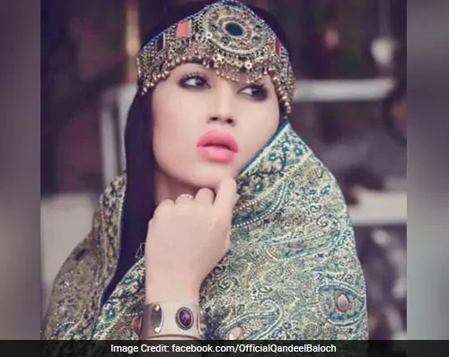Picture of Qandeel Baloch