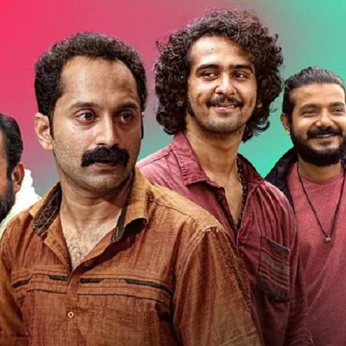 a still from kumbalangi nights