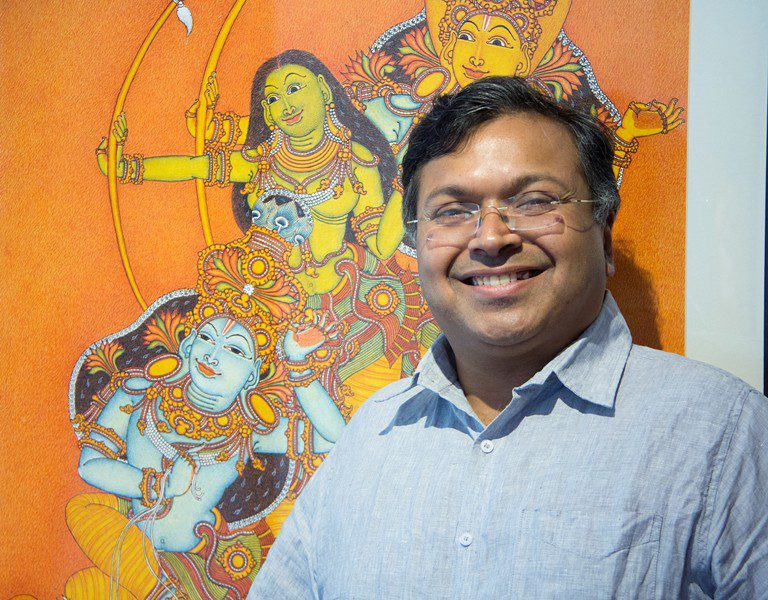 An image of Devdutt Pattanaik